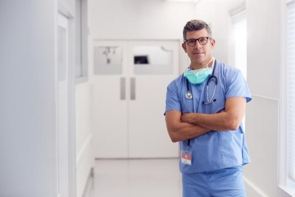 service chirurgie orthopédique